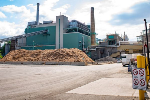 The government of Canada to invest $13 8 million in bioenergy